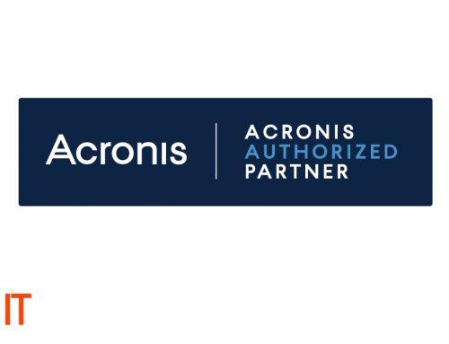 Κύριος πάροχος υπηρεσιών Acronis